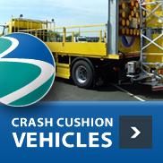 Crash Cushion Vehicles Blakedale