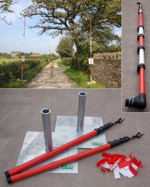 Guardian Goalpost System (Shipping by Quotation)