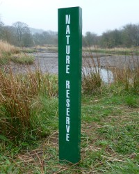 Info Post (Type 1) - Nature Reserve