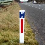 Motorway Marker Posts