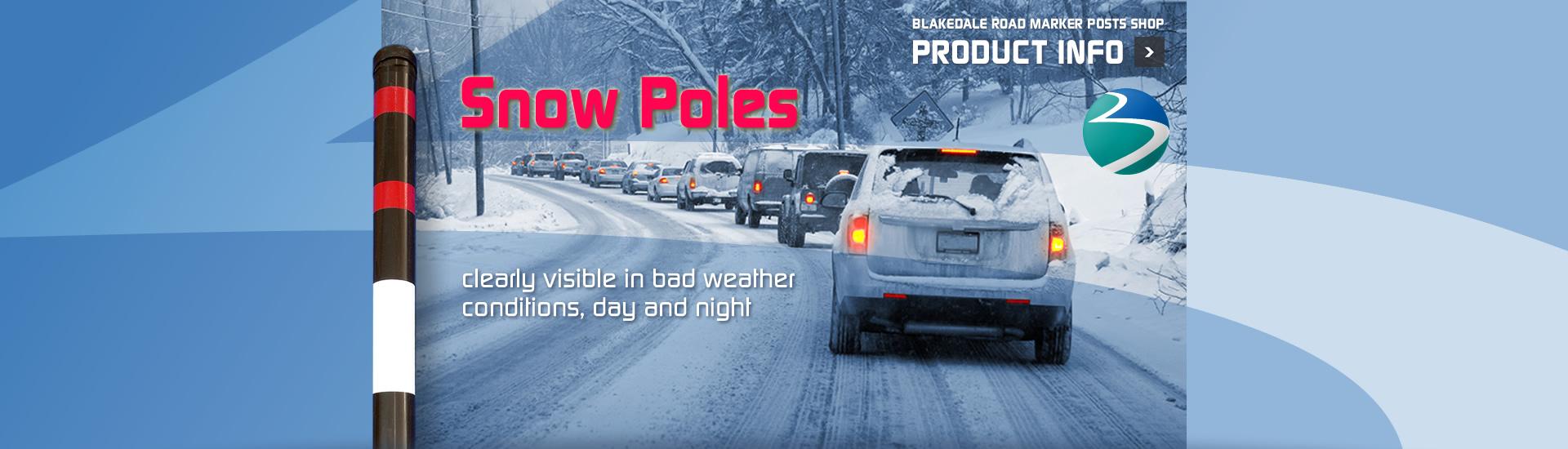 S-5-Snow Poles